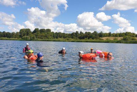 Open Water Swim Schoolslag