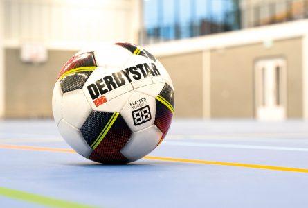 Zaalvoetbal competitie